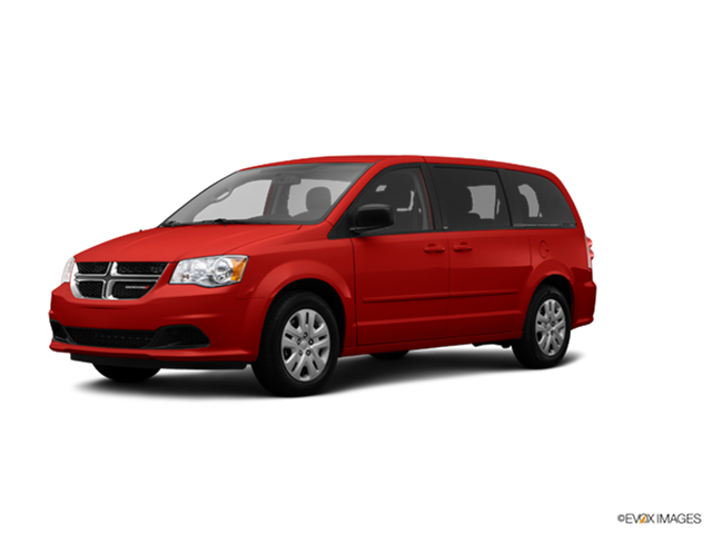 Consumer Ratings Countdown: Van/Minivan - 2014 Dodge Grand Caravan Passenger