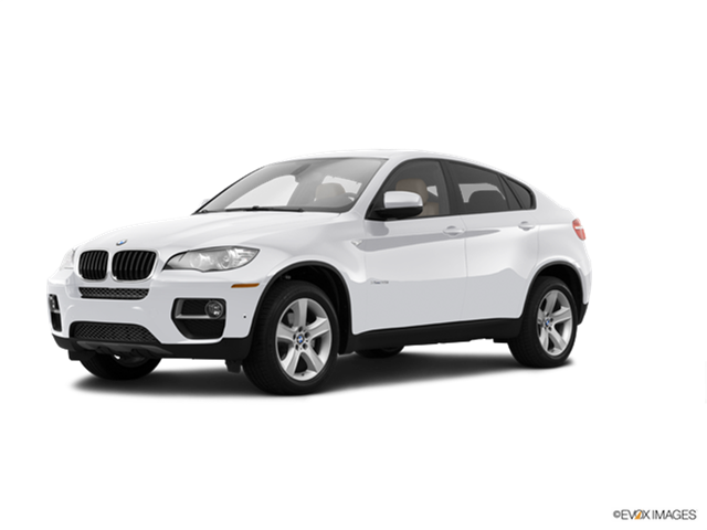 KBB Expert Ratings Countdown: BMW - 2014 BMW X6