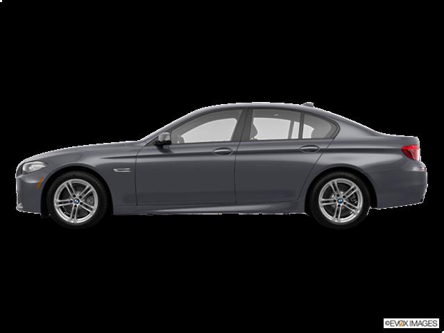 Consumer Ratings Countdown: Sedans - 2014 BMW 5 Series