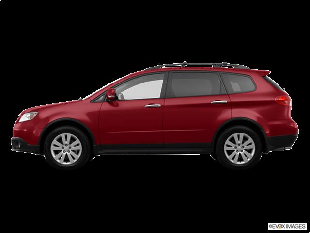 KBB Expert Ratings Countdown: Subaru - 2014 Subaru Tribeca