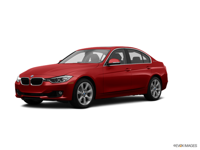 Consumer Ratings Countdown: Hybrids - 2014 BMW 3 Series