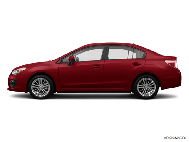 Consumer Ratings Countdown: Sedans - 2014 Subaru Impreza