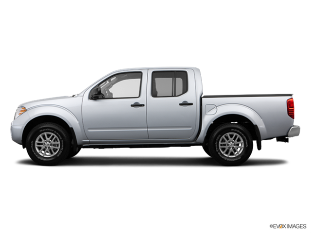 KBB Expert Ratings Countdown: Nissan - 2015 Nissan Frontier Crew Cab