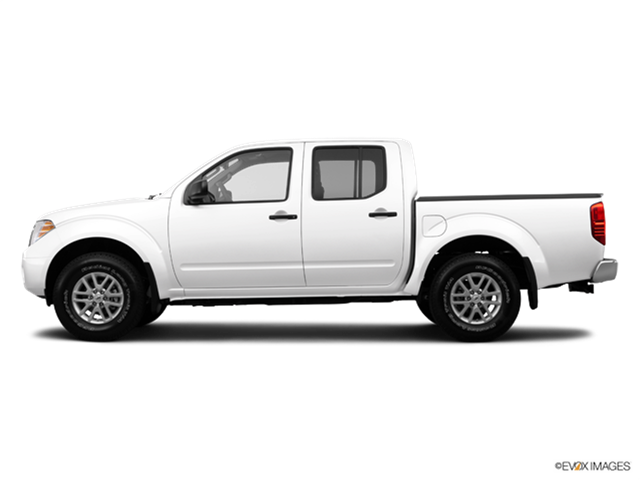 KBB Expert Ratings Countdown: Nissan - 2014 Nissan Frontier Crew Cab