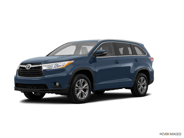 best safety rated suvs of 2014 toyota highlander. Black Bedroom Furniture Sets. Home Design Ideas