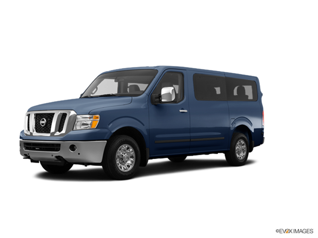 KBB Expert Ratings Countdown: Van/Minivan - 2014 Nissan NV3500 HD Passenger