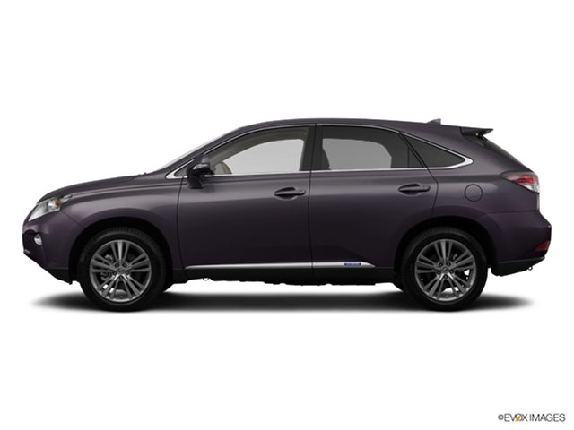 KBB Expert Ratings Countdown: Hybrids - 2015 Lexus RX