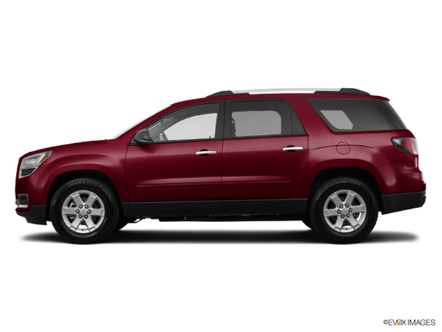 Consumer Ratings Countdown: Crossovers - 2015 GMC Acadia
