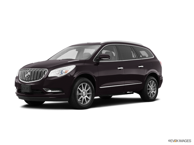 best safety rated crossovers of 2016 2016 buick enclave. Black Bedroom Furniture Sets. Home Design Ideas