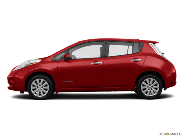 Consumer Ratings Countdown: Electric - 2015 Nissan LEAF
