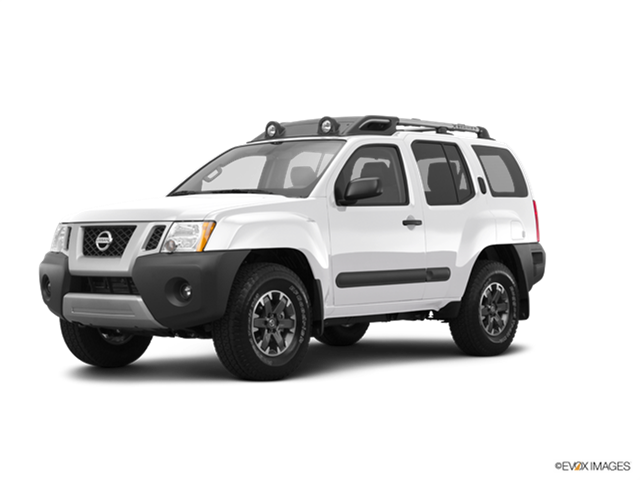 2015 nissan xterra pro 4x new car prices kelley blue book. Black Bedroom Furniture Sets. Home Design Ideas