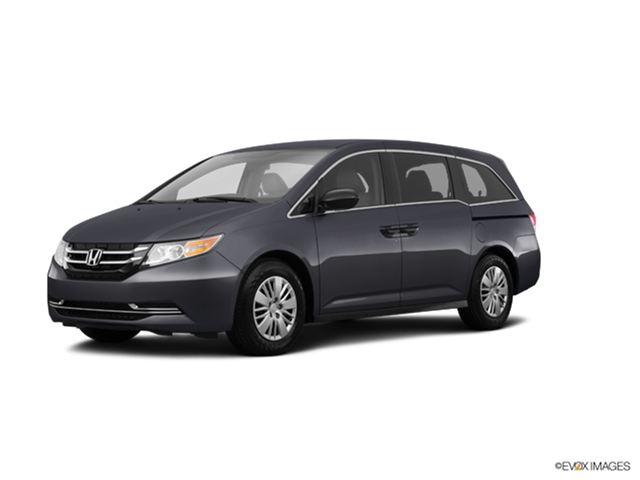 top consumer rated vans minivans of 2015 kelley blue book. Black Bedroom Furniture Sets. Home Design Ideas