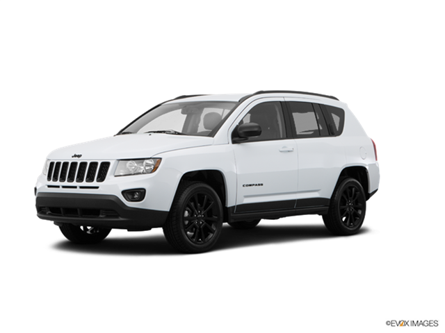 KBB Expert Ratings Countdown: Jeep - 2015 Jeep Compass