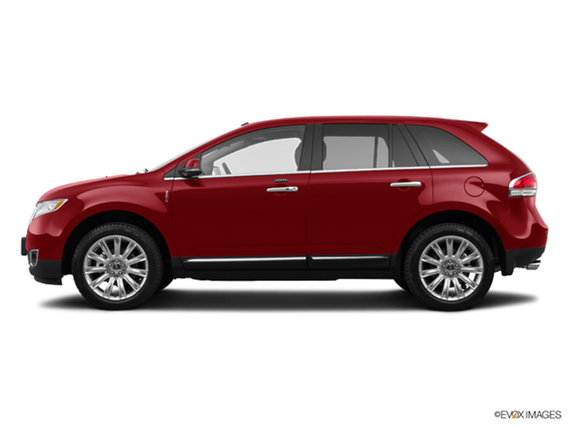 KBB Expert Ratings Countdown: Lincoln - 2015 Lincoln MKX
