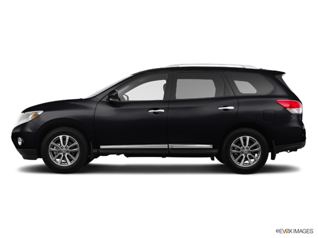 Consumer Ratings Countdown: SUVs - 2016 Nissan Pathfinder