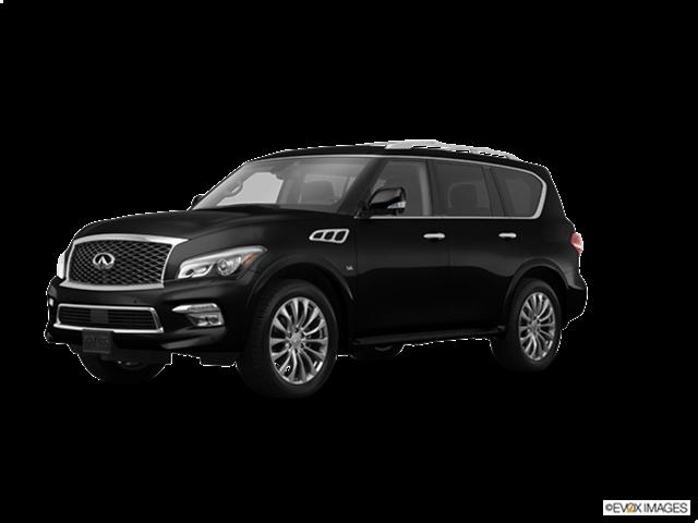 Consumer Ratings Countdown: SUVs - 2015 Infiniti QX80