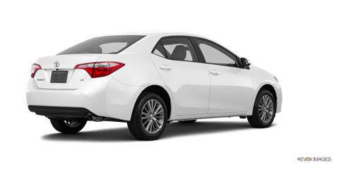 2015 toyota corolla le plus new car prices kelley blue book. Black Bedroom Furniture Sets. Home Design Ideas