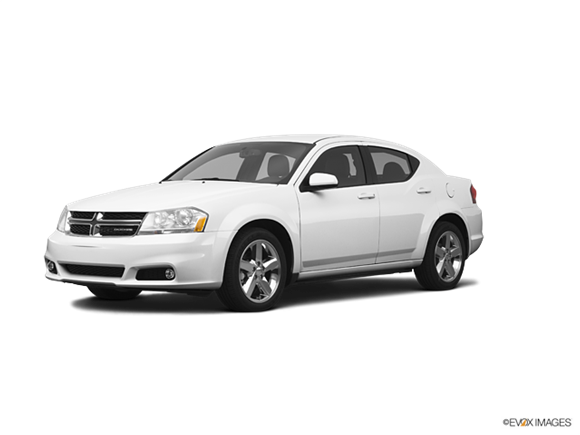 2012 Dodge Avenger SE  Photo