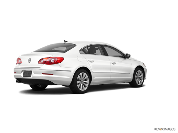 2012 Volkswagen CC VR6 4Motion Executive  Photo