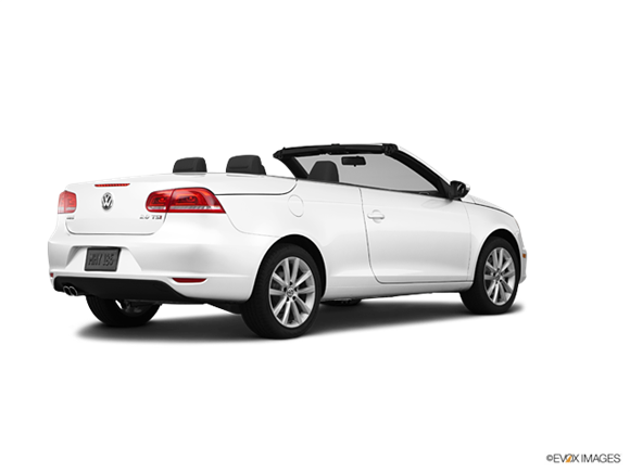2012 Volkswagen Eos Komfort Hard Top Photo