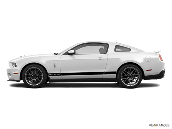 2012 Ford Mustang Shelby GT500  Photo