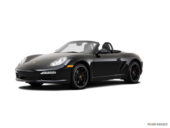 2012 Porsche Boxster S Black Edition  Photo