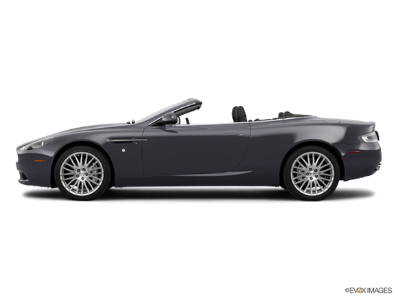 2012 Aston Martin DB9 Volante Sports Edition Photo