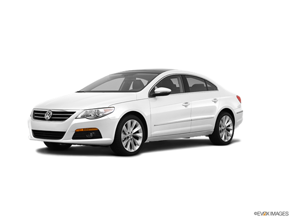 2012 Volkswagen CC Lux Limited  Photo