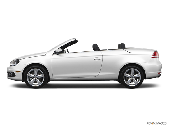 2012 Volkswagen Eos Lux Hard Top Photo