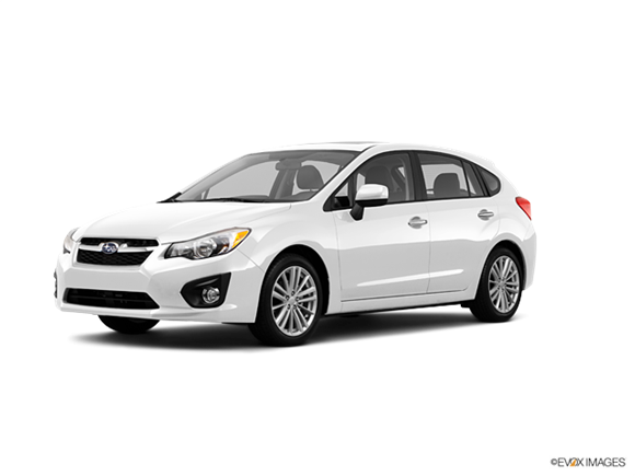 2012 Subaru Impreza 2.0i Limited  Photo