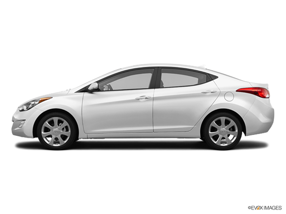 2012 Hyundai Elantra Limited Photo