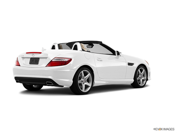 2012 Mercedes-Benz SLK-Class SLK350  Photo