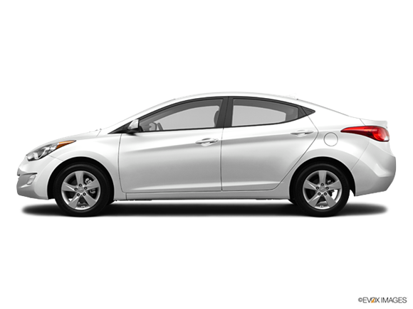 2012 Hyundai Elantra GLS Photo