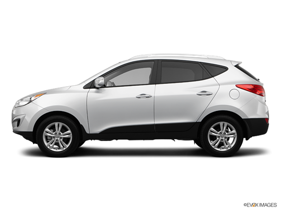 2012 Hyundai Tucson GL Photo