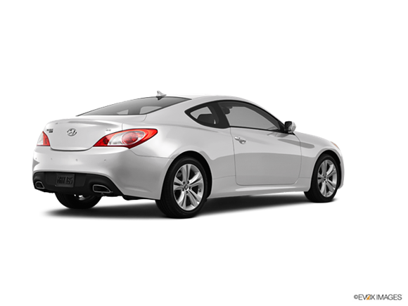 2012 Hyundai Genesis Coupe 3.8 Track Photo