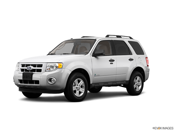 2012 Ford Escape Hybrid  Photo