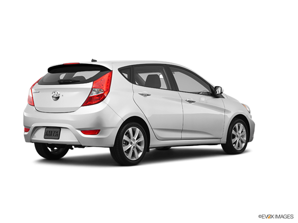 2012 Hyundai Accent SE Photo
