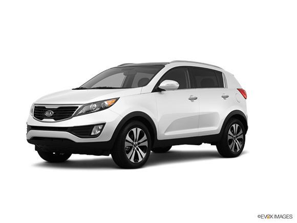 2012 Kia Sportage EX  Photo