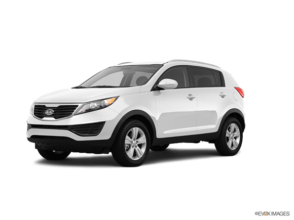 2012 Kia Sportage LX  Photo