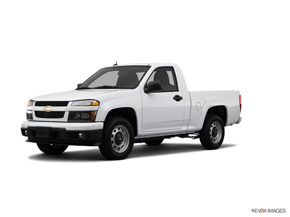2012 Chevrolet Colorado Regular Cab LT  Photo