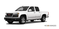 2012 GMC Canyon Crew Cab