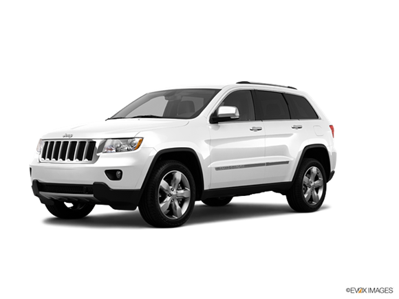 2012 Jeep Grand Cherokee Limited  Photo