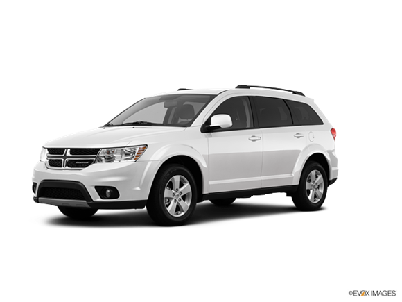 2012 Dodge Journey R/T  Photo
