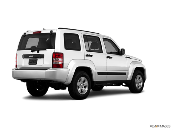 2012 Jeep Liberty Sport  Photo