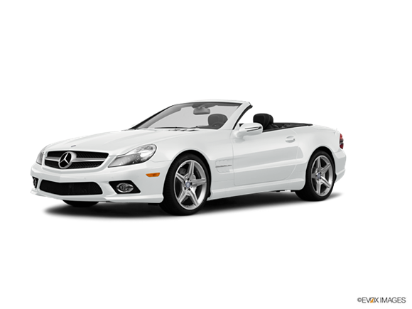 2012 Mercedes-Benz SL-Class SL550  Photo