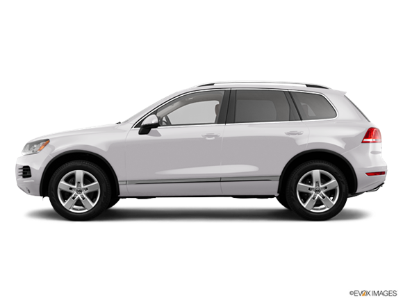 2012 Volkswagen Touareg TDI Sport  Photo