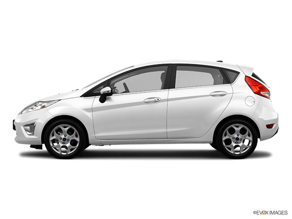 2012 Ford Fiesta SES  Photo