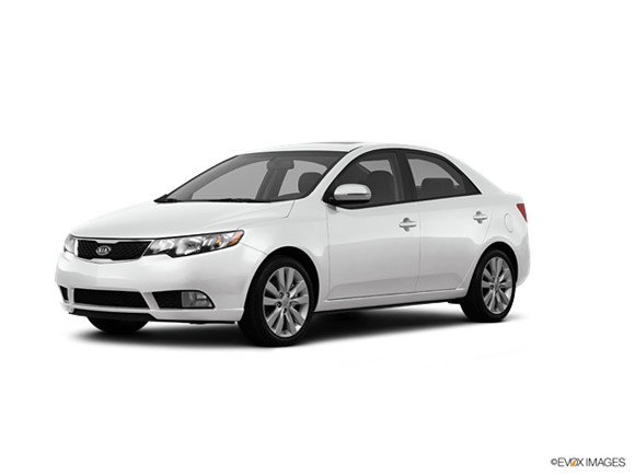 2012 Kia Forte SX  Photo