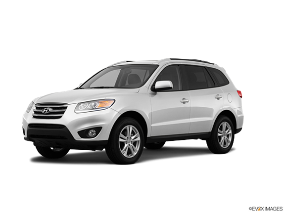 2012 Hyundai Santa Fe Limited  Photo