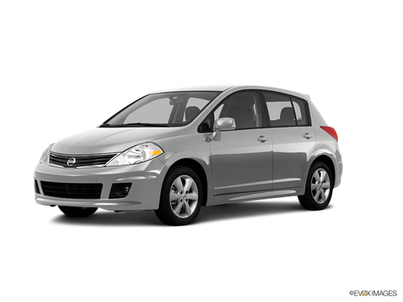 2012 Nissan Versa SL  Photo